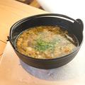料理メニュー写真炎の牛すじ塩玉スープ
