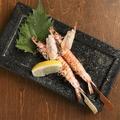料理メニュー写真【おすすめ1】車海老塩焼