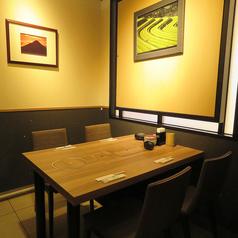 地鶏の鶏膳 鹿児島中央駅店の雰囲気1