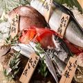 料理メニュー写真季節のお刺身