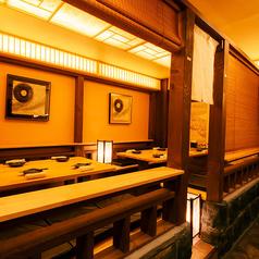 個室居酒屋 尺山寸水 SEKIZAN 上野店の雰囲気1