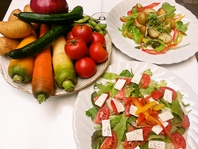 新鮮な地野菜☆
