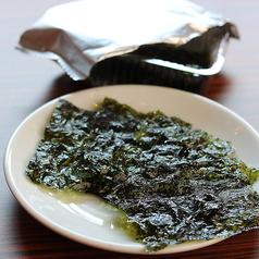 料理メニュー写真韓国海苔