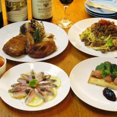 パリとワインと和食のおすすめ料理1