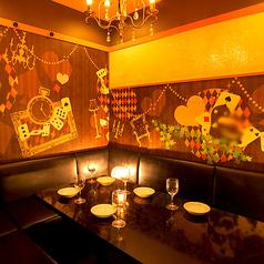 全席完全個室 THE CASTLE 渋谷本店の雰囲気1