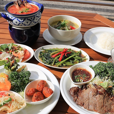 Thai Cuisine Prince ∞ PrinCess タイキュイジーヌ プリンスアンドプリンセス お台場アクアシティ店のおすすめ料理1
