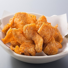 ■鶏皮チップス