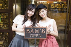 バリズ BALI'Sの写真