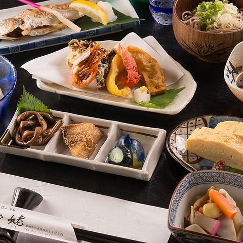 【宴会コース】新潟の郷土料理と旬が味わえる… お料理8品2H飲み放題4950円(税込)