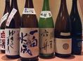 秋田の地酒は、特に県外のお客様におすすめです!!