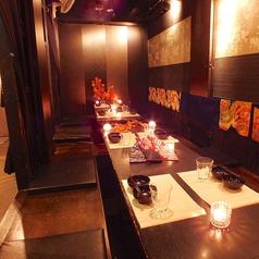 池袋忘年会食べ放題 個室居酒屋 縁 ~yukari~ 池袋駅前の雰囲気1