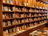 書籍1000冊以上!店内でお楽しみいただけます。