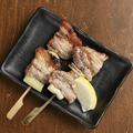 料理メニュー写真【おすすめ3】六白黒豚塩焼