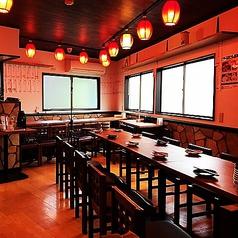 中華&食べ放題 夜市 STYLE 本郷三丁目 東大前店の雰囲気1