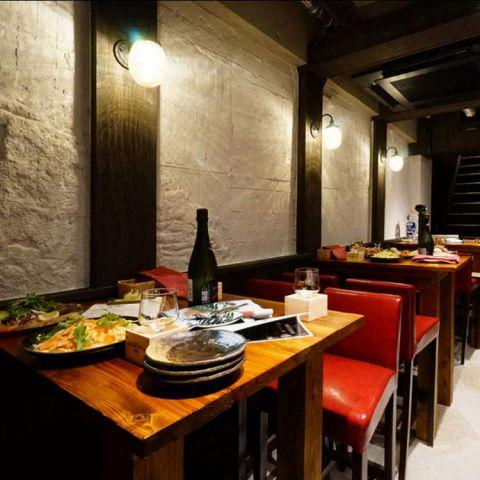イタリアン魚酒場 ALBERTA NAMBA|店舗イメージ6