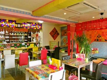 インド食堂FULLBARIの雰囲気1