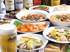 中華料理 菜香 本郷のコース写真