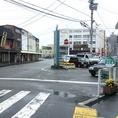 【駅から店までの道案内2】駅を出て右に進みます!