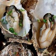 旬な美味い牡蠣にこだわる!