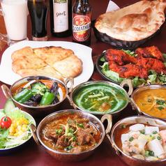 インドレストラン チャンドニーの写真