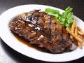 料理メニュー写真イベリコ豚のベービーバックリブ