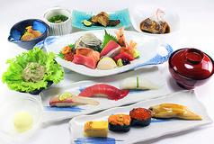 梅丘寿司の美登利 梅丘本館のコース写真