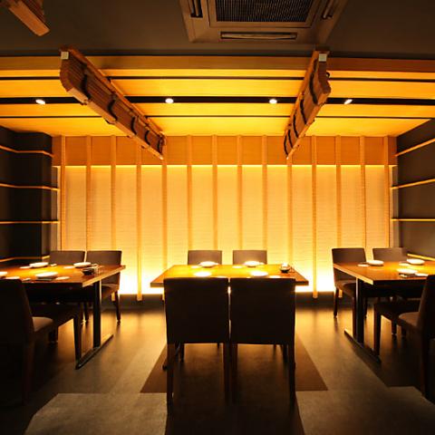 京の創作和食&おばんざい×鉄板焼スタイル!!上品な大人の隠れ家で味わう厳選素材が◎