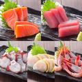 料理メニュー写真■お刺身単品