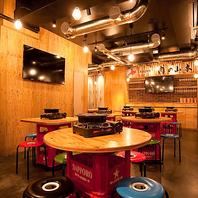 ●昭和のド大衆酒場っぽさが、むしろいい♪