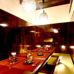 個室肉バル カリブ CARIBU 浜松店の雰囲気1