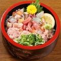 料理メニュー写真海鮮丼 / 鮪づくし丼