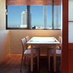 テーブル個室(3名~4名様用)