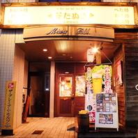 各線京都駅から徒歩3分の好立地