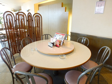 福生的中華食堂 50 フィフティの雰囲気1