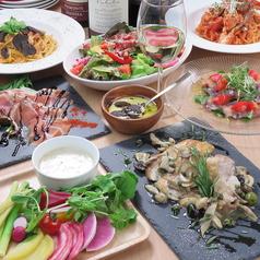イタリアンキッチン&バール Navita ナヴィータのコース写真