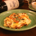 料理メニュー写真ESOLAのラザニア ミートソース