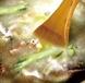 国産地鶏と香味野菜で仕上げる自慢のスープ☆