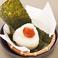 おにぎり (鮭 or 梅)