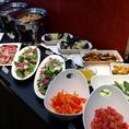 【結婚式2次会】ホテルシェフ本格料理でおもてなしいたします。