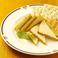 料理メニュー写真自家製スモークチーズ
