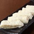 料理メニュー写真白い玉子の出汁巻き
