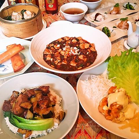 中国料理 広味坊 飯点飯店 仙川