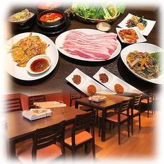 サムギョプサルと韓国鍋の店 美韓 みかん 鶴橋店の写真