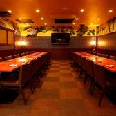 ●【 ~貸切宴会 ・ 鶴の間~:完全個室 テーブル 】●:12~30名用