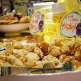 鹿児島の新鮮食材をふんだんに使用!