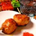 料理メニュー写真ささみ梅肉/チーズしそ巻/ささみとろろ/月見つくね/トマト巻