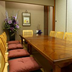 4~最大10名様までOKな、接待・少人数宴会にぴったりな完全個室です。