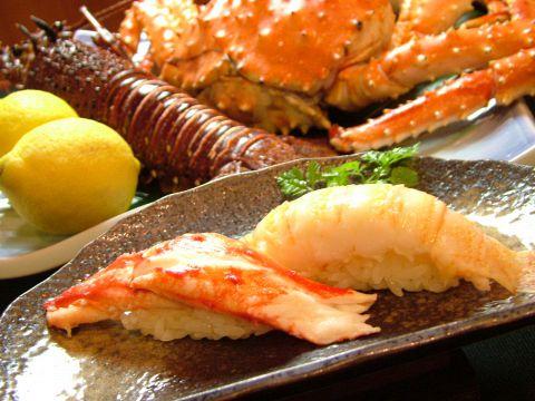 季節を感じる旬の食材が豊富。職人の本格和創作料理をご堪能ください