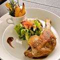 料理メニュー写真シャラン鴨モモ肉のコンフィ