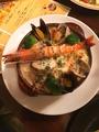料理メニュー写真港町のシーフードグラタンorドリア
